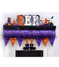 Maker\u0027s Halloween LED Whimsical Mantle Scarf
