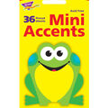 Frog Mini Accents, 36 Per Pack, 12 Packs
