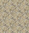 SMC Designs Multi-Purpose Decor Fabric 54\u0022-Deboss/ Gold Dust