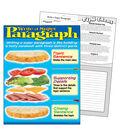 Write a Super Paragraph Learning Chart 17\u0022x22\u0022 6pk