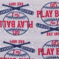 Blizzard Fleece Fabric-Play Ball
