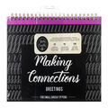 Kelly Creates Small Brush Workbook 11.6\u0022X10\u0022 Connections/Greetings