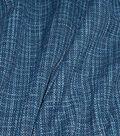 P/K Lifestyles Upholstery Fabric 54\u0027\u0027-Indigo Ground Control