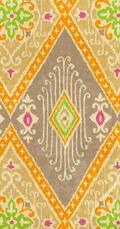 Home Decor 8\u0022x8\u0022 Fabric Swatch-IMAN Ikat Diamond Nectar
