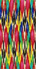 Home Decor 8\u0022x8\u0022 Fabric Swatch-IMAN Painted Pavilion Jewel