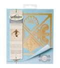 Spellbinders Card Creator Etched Die-Graceful 6\u0027\u0027x6\u0027\u0027 Frame Maker