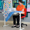 Sullivans Folding/Portable Sewing Table