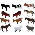 Farm Animals Playset