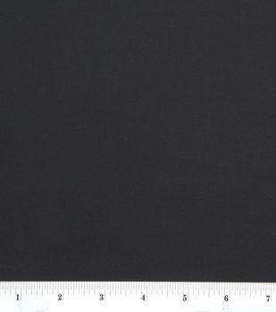 Apparel Lining Stretch Fabric -Anti-Static Black
