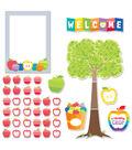 A Colorful Crop Bulletin Board Set, 2 Sets