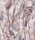 Kathy Davis Rayon & Spandex Apparel Fabric 58\u0027\u0027-Erase Purple