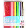 Tissue Paper Value Pack 20\u0022X26\u0022 100/Pkg-Assorted Solid Colors