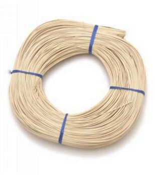 Round Reed #1 1.5mm 1 Pound Coil Approx 1600'