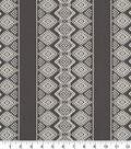 Robert Allen @ Home Upholstery Swatch 56\u0022-Mod Form Truffle