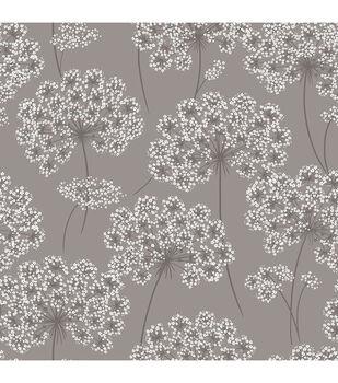 Wallpops Nuwallpaper Grey Angelica L Stick Wallpaper