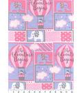 Nursery Flannel Fabric 42\u0027\u0027-Adventure Patch