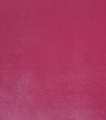 Textured Solid Wine Pleather