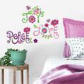 York Wallcoverings Wall Decals-Love, Joy, Peace