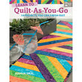 That Patchwork Place Quilt As You Go Book