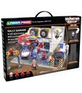Laser Pegs Rally Garage