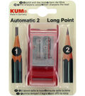 Kum Automatic 2 Long Point Pencil Sharpener