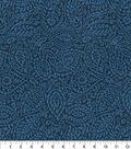 Waverly Upholstery Fabric 57\u0022-Boutique Find Indigo