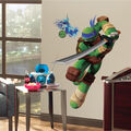 York Wallcoverings Wall Decals-TMNT Leo