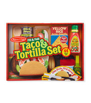 Melissa & Doug Fill & Fold Taco Set, , hi-res