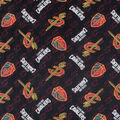 Cleveland Cavaliers Fleece Fabric