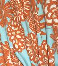 Genevieve Gorder Outdoor Print Fabric 54\u0027\u0027-Monsoon Flower Pops