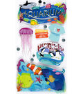 Jolee's Boutique Dimensional Stickers-Aquarium