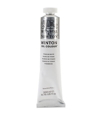 Winsor & Newton Winton Oil Color 200ml /Tube??