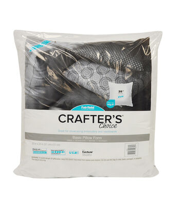 "Crafter's Choice Pillow 20"" x 20"""