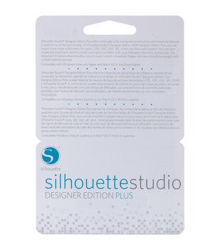 Silhouette of America Studio Designer Edition Plus Card