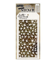 Stampers Anonymous Tim Holtz 4.13''x8.5'' Layering Stencil-Organic, , hi-res
