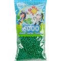Perler 6000 pk Beads-Dark Green