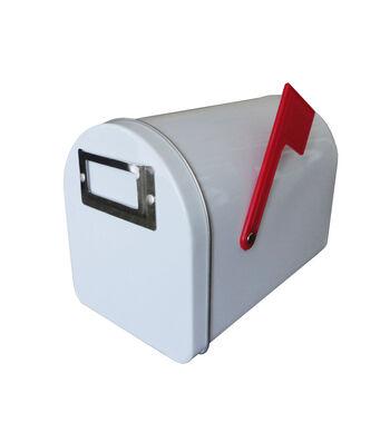 Mailbox Small White