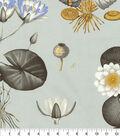 Genevieve Gorder Upholstery Fabric 54\u0027\u0027-Dusk Lotus Love