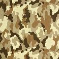 Novelty Cotton Fabric 43\u0022-Camo Neutral