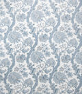 Home Decor 8\u0022x8\u0022 Fabric Swatch-Upholstery Fabric Eaton Square Crestview Aqua