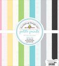 Doodlebug Petite Prints Double-Sided Cardstock 12\u0022X12\u0022-Kitten Smitten
