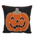 Maker\u0027s Halloween LED Pillow-Jack-o\u0027-lantern