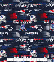 NFL New England Patriots Retro Cotton, , hi-res
