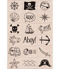 Hero Arts Ink \u0027n Stamp Tub-Pirate