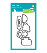 Lawn Fawn Lawn Cuts Custom Craft Die-On The Mend, , hi-res