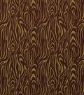 Home Decor 8\u0022x8\u0022 Fabric Swatch-Upholstery-Robert Allen Shere Khan Sienna