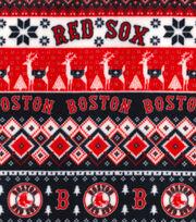 Boston Red Sox Fleece Fabric-Winter, , hi-res
