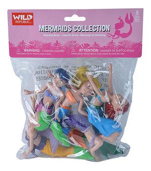 Wild Republic Mermaid Figurine Set
