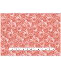 Keepsake Calico Cotton Fabric 43\u0027\u0027-Peach Packed Roses