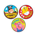 Country Critters-Honey Stinky Stickers 48 Per Pack, 6 Packs